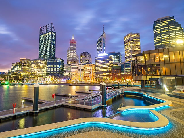 Book your holiday to Perth with onefront-EDreams