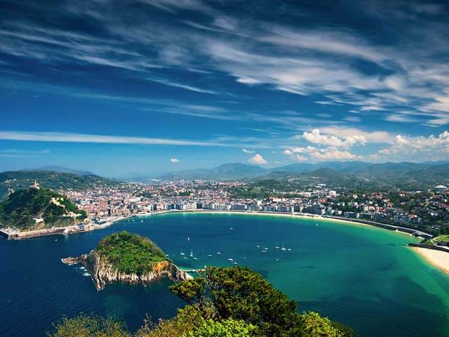 Book your holiday to San Sebastian with onefront-EDreams
