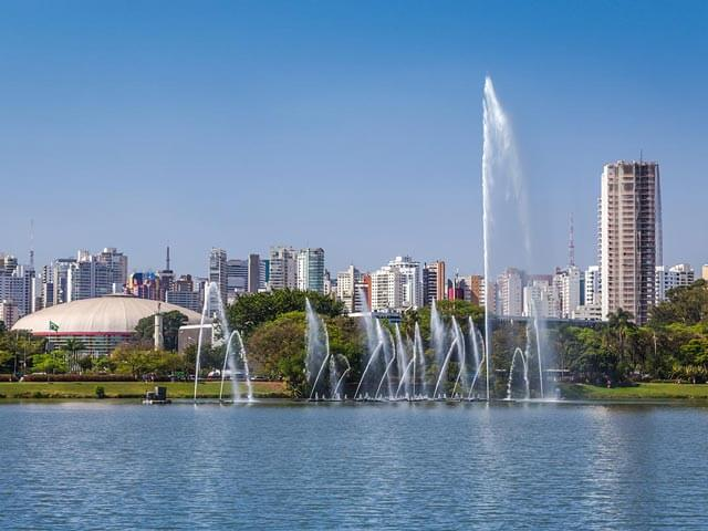 Book your holiday to Sao Paulo with onefront-EDreams
