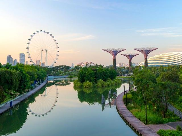 Book your holiday to Singapore with onefront-EDreams