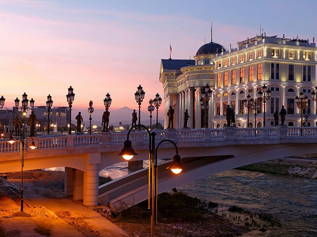 Book your holiday to Skopje with onefront-EDreams
