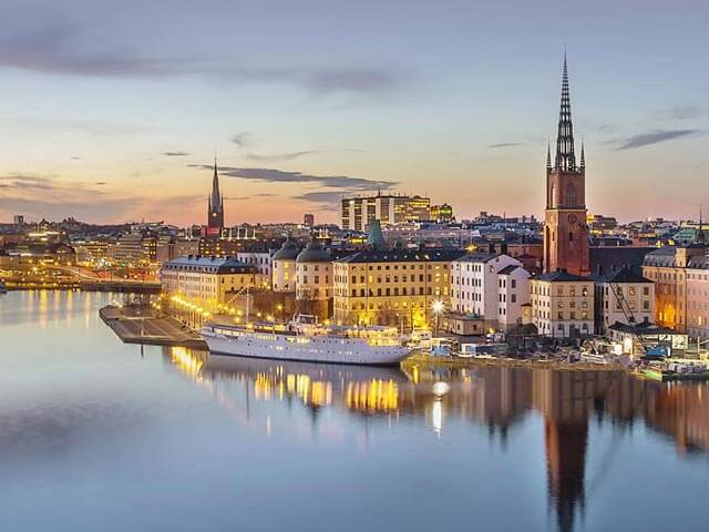 Book your holiday to Stockholm with onefront-EDreams