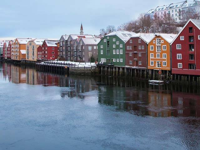 Book your holiday to Trondheim with onefront-EDreams